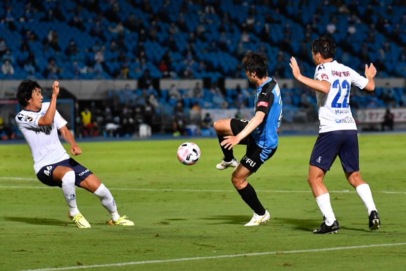 FC横浜_DSC0695田中ゴール