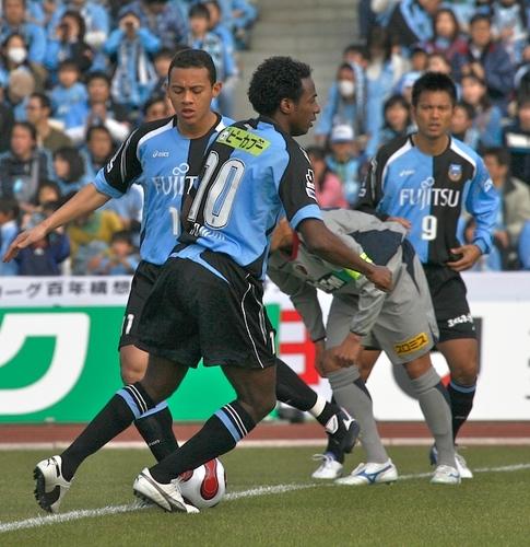 2007Jリーグ開幕(対戦相手・鹿島)08