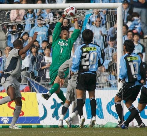 2007Jリーグ開幕(対戦相手・鹿島)16