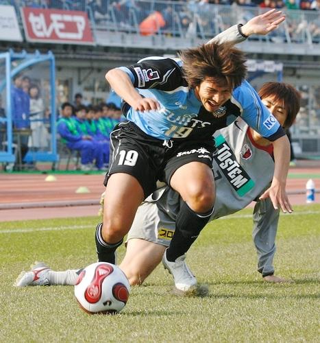 2007Jリーグ開幕(対戦相手・鹿島)11