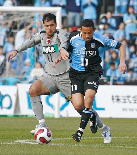 2007Jリーグ開幕(対戦相手・鹿島)13