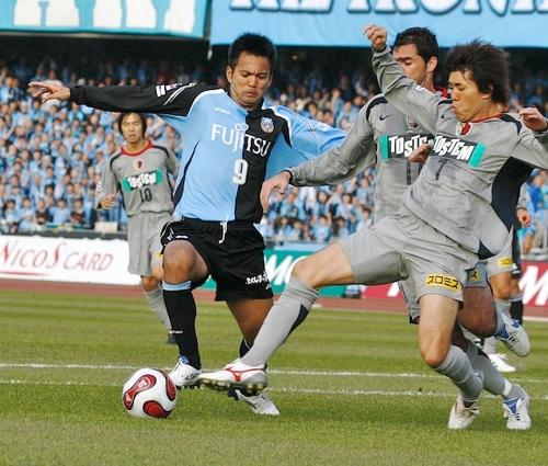 2007Jリーグ開幕(対戦相手・鹿島)09
