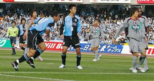 2007Jリーグ開幕(対戦相手・鹿島)14