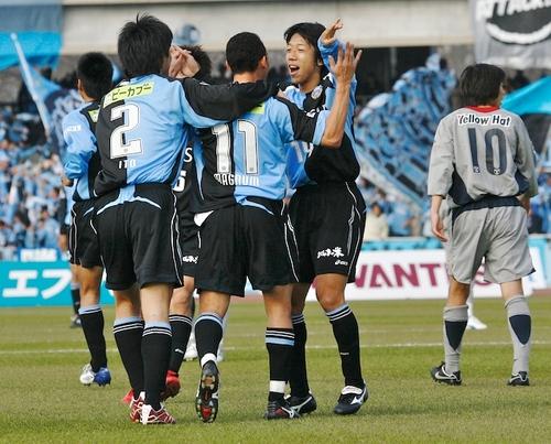 2007Jリーグ開幕(対戦相手・鹿島)15