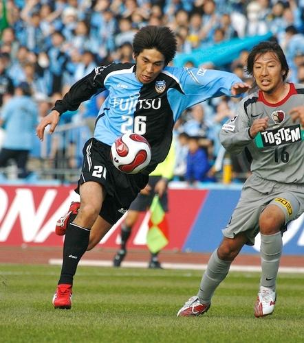 2007Jリーグ開幕(対戦相手・鹿島)12