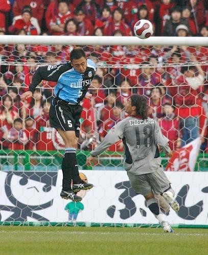 2007Jリーグ開幕(対戦相手・鹿島)23