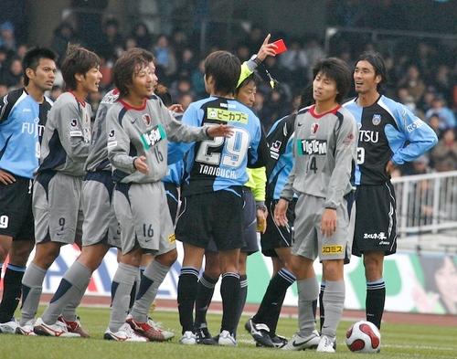 2007Jリーグ開幕(対戦相手・鹿島)22