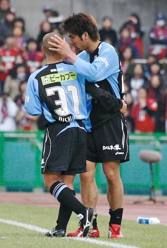2007Jリーグ開幕(対戦相手・鹿島)26