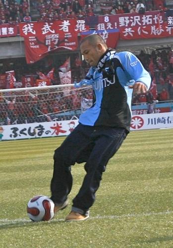2007Jリーグ開幕(対戦相手・鹿島)04