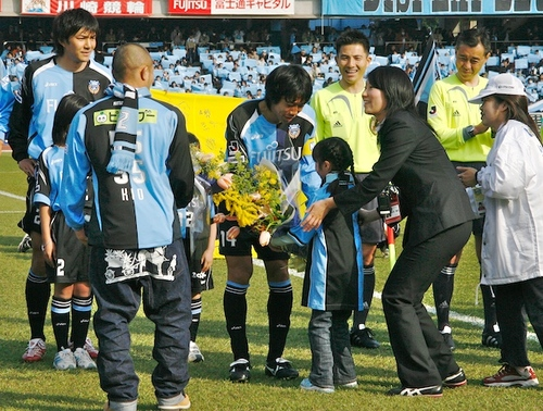 2007Jリーグ開幕(対戦相手・鹿島)06