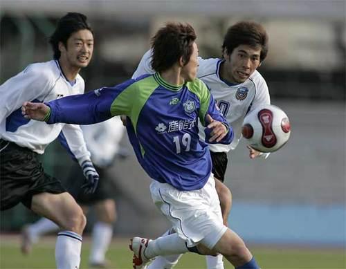 湘南ベルマーレ練習試合03