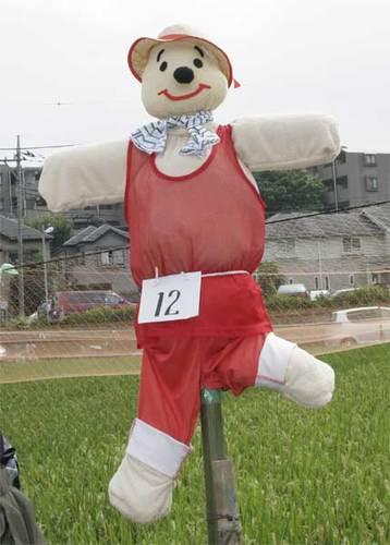 12 かかしのぷーちゃん