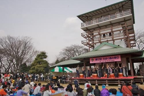 たまく森の祭り02