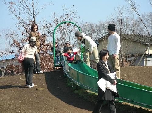 狛江・トンボ池公園の春06